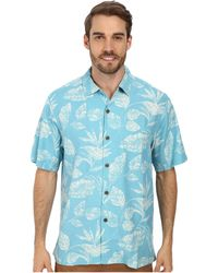 Tommy Bahama Baja Breeze Camp Shirt S/S Button Up - Lyst