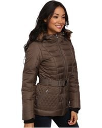 The North Face Parkina Down Jacket - Lyst