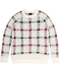 Theory Innis Pullover - Lyst