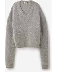 Acne Studios Tosca Pill Sweater - Lyst