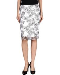 Reed Krakoff | Knee Length Skirt | Lyst