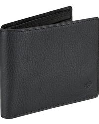 Mulberry Bifold Wallet - Lyst