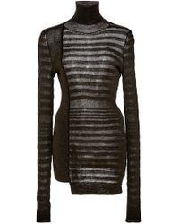 Sonia Rykiel Turtleneck Sweater - Lyst