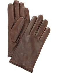 Club Monaco - Claudia Gloves  Brown - Lyst