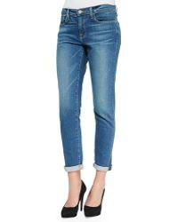 Frame Le Garcon Denim Jeans - Lyst