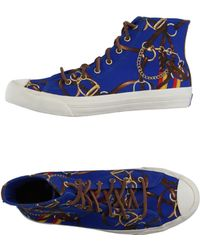 Ralph Lauren Collection - High-tops & Trainers - Lyst