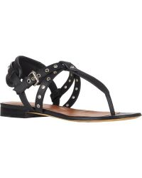 Iro Sodey Thong Sandals - Lyst