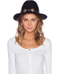 Lovely Bird - San Miguel Gold Concho Hat - Lyst