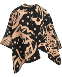 Burberry Prorsum - Prorsum 200x140 Thistle Blanket Cape - Lyst