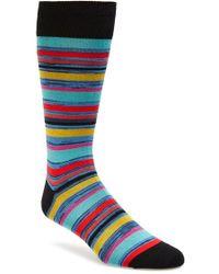 Paul Smith Multi Stripe Socks - Lyst