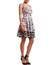 Sachin & Babi Basel Dress multicolor - Lyst