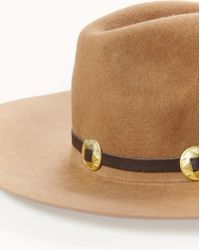 Lovely Bird Buenos Aires Hat - Lyst