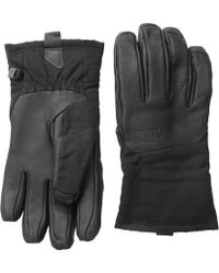 The North Face Mens Denali Se Leather Glove - Lyst