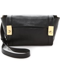 See By Chloé Jill Small Cross Body Bag Beeswax - Lyst