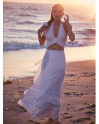 Free People Womens Kristin S Of Athena Dress - Lyst