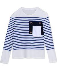 Alexander McQueen | Long Sleeve T-shirt | Lyst