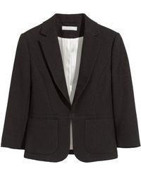 H&M Textured Jacket - Lyst
