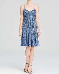 Nanette Lepore Dress - Truth Or Flare - Lyst