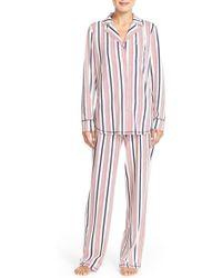 Lucky Brand Print Pyjamas