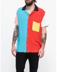 Levi's Rockets Bowling Shirt multicolor - Lyst