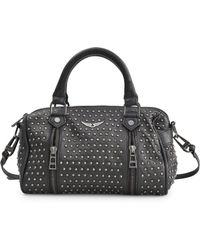 Zadig & Voltaire Xs Sunny Studs Bag - Lyst