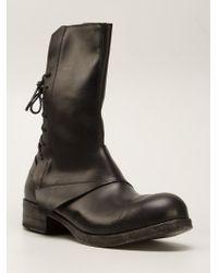 Alexandre Plokhov - Wrap-Style Boots - Lyst