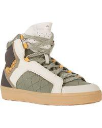 Adidas By Stella Mccartney Discosura Hiker Sneakers - Lyst