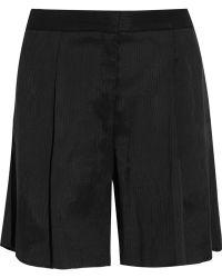 Calvin Klein Carmel Jacquard Shorts - Lyst