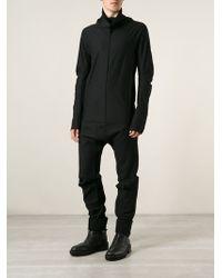 Individual Sentiments - Slim Fit Turtleneck Sweatshirt - Lyst