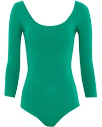 Pull&Bear Body Top with 34 Sleeves - Lyst