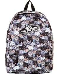 Vans The X Aspca Realm Cat Backpack - Lyst