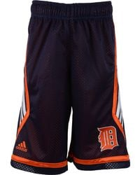 Adidas Boys Detroit Tigers Shorts - Lyst