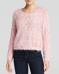 Mink Pink Sweater - Fuzzy - Lyst