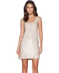 Hoss Intropia Sleeveless Sequin-Embellished Dress - Lyst