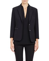 The Row Compact Jersey Maverick Jacket - Lyst