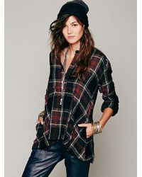 Free People Johnny On The Spot Top - Lyst