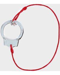 Zadig & Voltaire Bracelet Menotte - Lyst