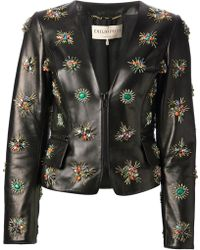 Emilio Pucci Embroidered Jewels Jacket - Lyst