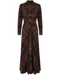Ralph Lauren Blue Label - Conness Shirt Dress - Lyst