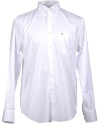 Pedro Del Hierro Madrid - Long Sleeve Shirt - Lyst