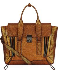 3.1 Phillip Lim Medium Pashli Satchel - Lyst