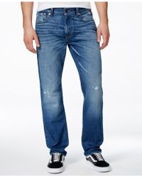 LRG - Men's Big & Tall Rc True Tapered-fit True Vintage Wash Jeans - Lyst
