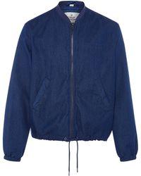 Cheap Monday Summertime Bomber Jacket blue - Lyst