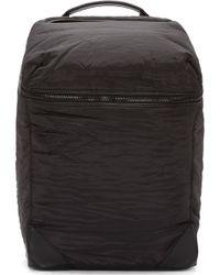 Alexander Wang Black Nylon Wallie Padded Backpack - Lyst