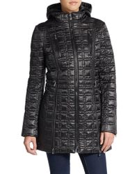 Dawn Levy Winny Quilted Coat - Lyst