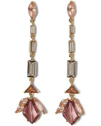Vince Camuto Indian Summer Gem Earrings - Lyst