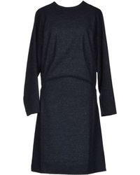Henrik Vibskov Kneelength Dress - Lyst