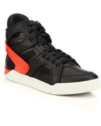 DIESEL | Tempus Titan Sneakers | Lyst