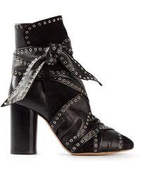 Isabel Marant 'Aubrey' Boots - Lyst