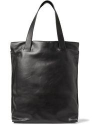 Loewe Leather Tote Bag - Lyst